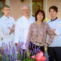 Zum-Ritter-Familie-Team